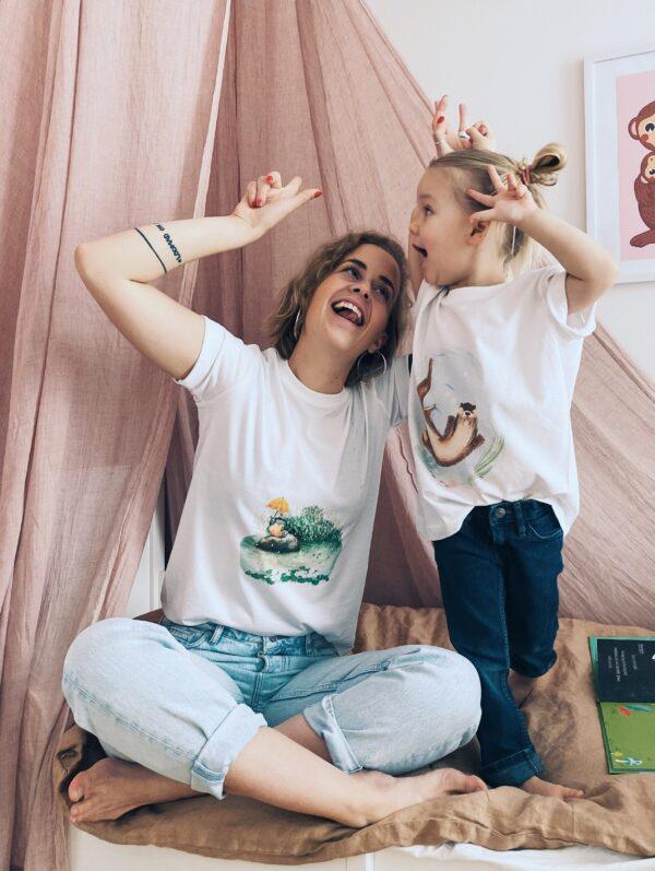 Lune & Lukase T-särk lastele